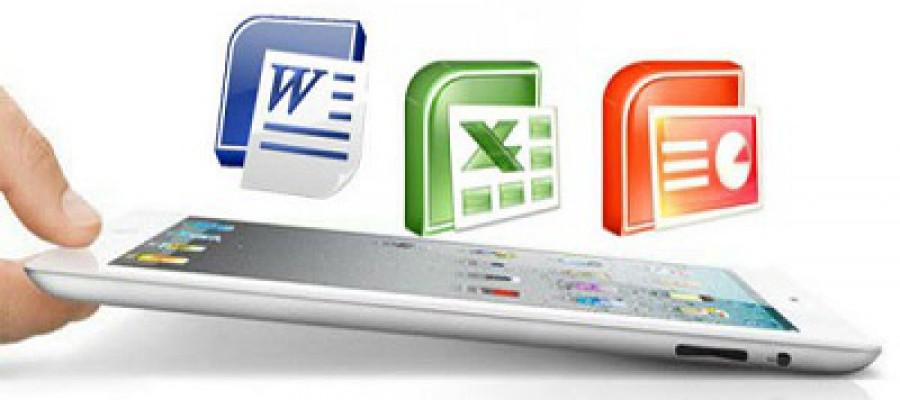 MS Office pour iPad